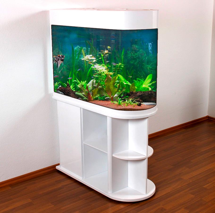raumteiler aquarium in verschiedenen gr en 100cm 120cm 150cm 180cm ebay. Black Bedroom Furniture Sets. Home Design Ideas