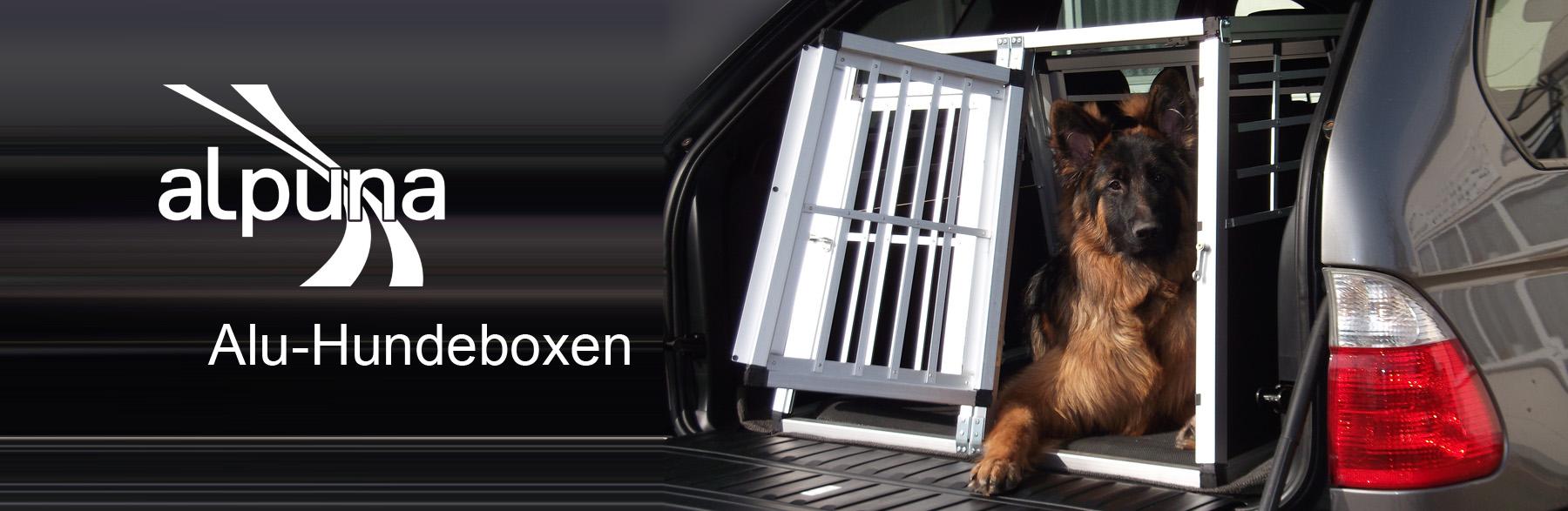 n22 hundetransportbox gitterbox aluminium transportbox. Black Bedroom Furniture Sets. Home Design Ideas