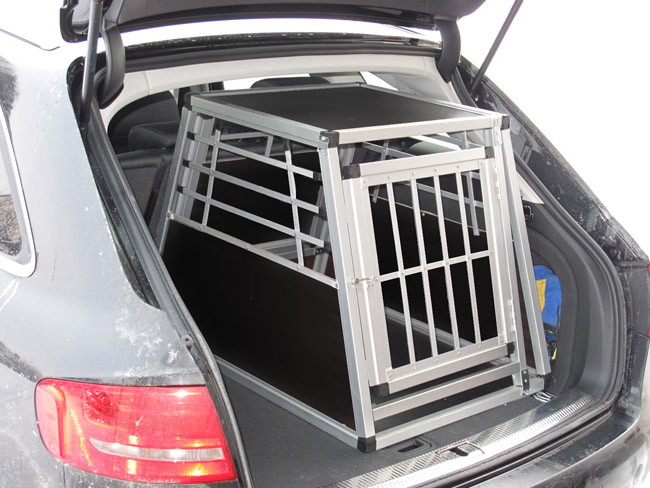 n24 hundetransportbox gitterbox aluminium transportbox. Black Bedroom Furniture Sets. Home Design Ideas