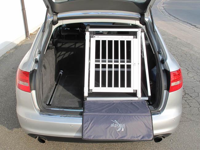 N41 Dog Fan Ox Dog Box Aluminium Transporting Box Aluminium Box Autobox 4250769900547 Ebay