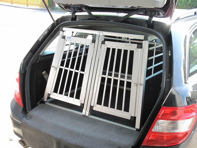 Hundebox Mercedes C Klasse W