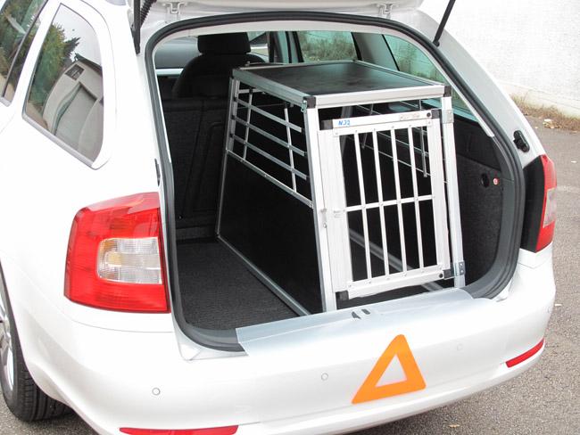 n32 hundetransportbox gitterbox aluminium transportbox. Black Bedroom Furniture Sets. Home Design Ideas