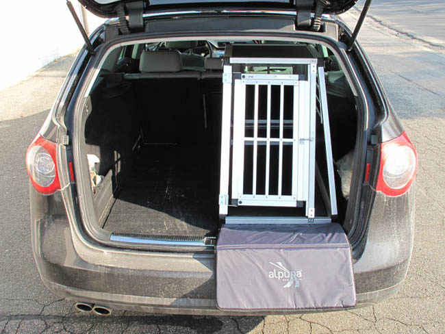 n40 hundetransportb ox hundebox aluminium transportbox. Black Bedroom Furniture Sets. Home Design Ideas