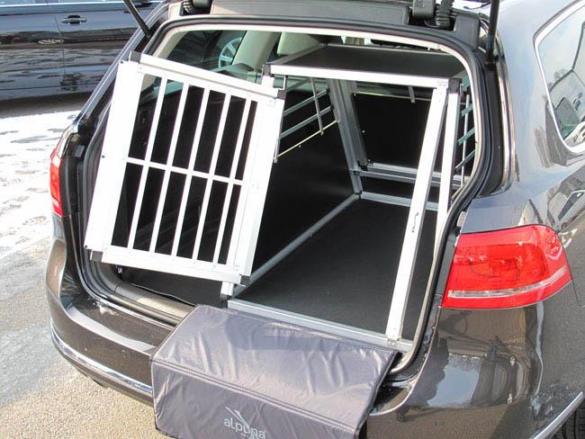 n41 hundetransportb ox trasportino cane alluminio alubox. Black Bedroom Furniture Sets. Home Design Ideas