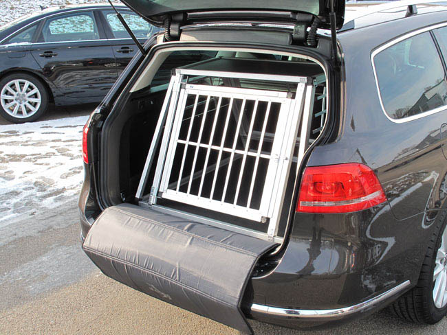 n42 hundetransportb ox hundebox aluminium transportbox. Black Bedroom Furniture Sets. Home Design Ideas