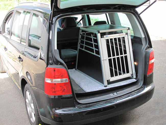 n4 hundetransportbox gitterbox aluminium transportbox. Black Bedroom Furniture Sets. Home Design Ideas