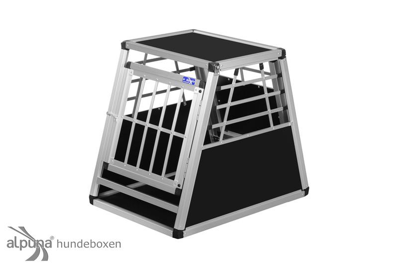 n18 hundetransportbox gitterbox aluminium transportbox. Black Bedroom Furniture Sets. Home Design Ideas