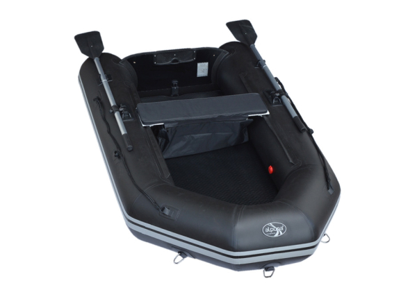 ALPUNA nautic Kinglight 230 ultraleichtes Boot mit Rucksack