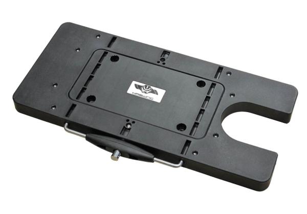 Haswing Schnellwechselplatte für alle Cayman-Motoren