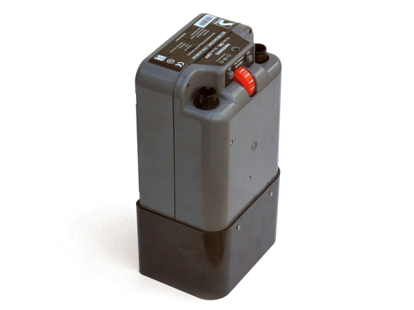 Bravo BST 800 BATT elektrische Akku-Luftpumpe bis 0,8 bar