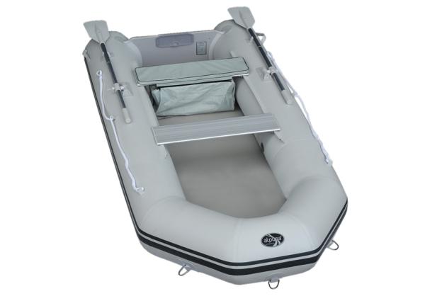 ALPUNA nautic Kinglight 290 ultraleichtes Boot mit Rucksack