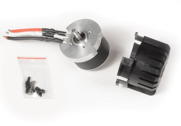 Motor inkl. Abdeckung und Schrauben >Protruar 2HP<