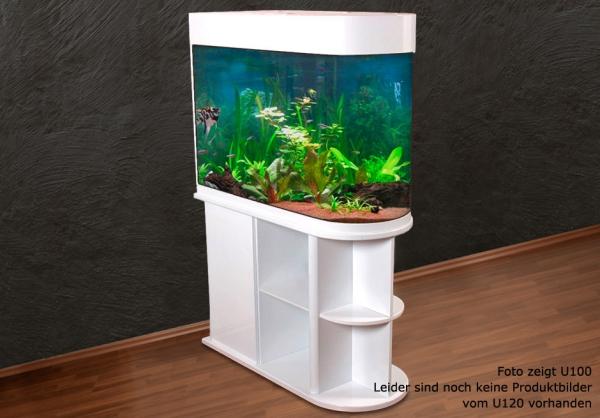 Raumteiler-Aquarium U120