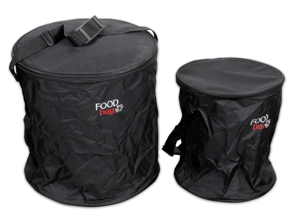 futtertasche foodbag funky rucks cke taschen. Black Bedroom Furniture Sets. Home Design Ideas