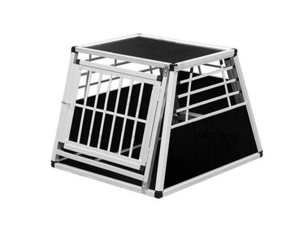 Transportbox N25 > 82x75x63cm Notausstieg