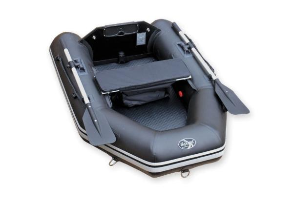ALPUNA nautic Kinglight 160 ultraleichtes Boot mit Rucksack