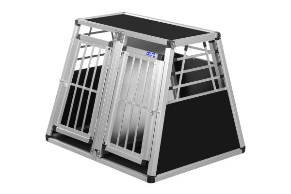 Transportbox N15 / 70x86x68cm / Doppelbox mit Notausstieg