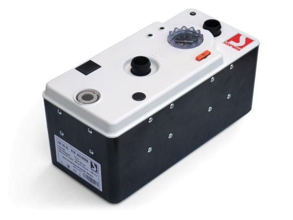 Bravo GE 25 SL elektrische Akku-Luftpumpe bis 1,5 bar