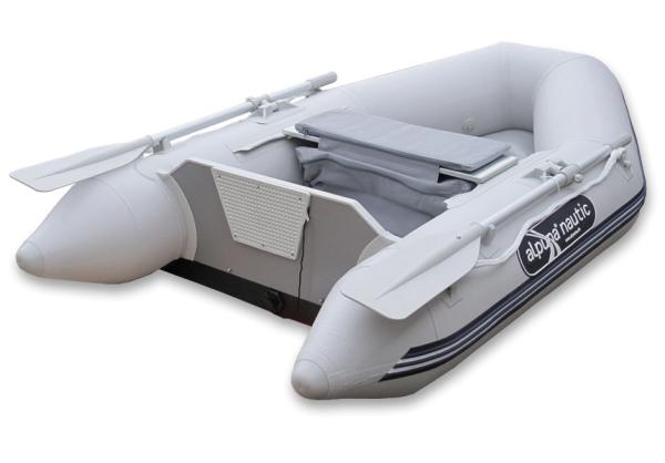 ALPUNA nautic IBT 200 grau mit Airmate - Ausstellungsstück B32