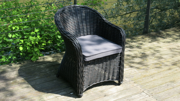 Outdoor Rattan-Stuhl