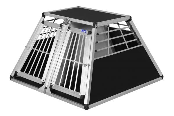Transportbox N52 / 110x107x67cm / Doppelbox mit Notausstieg / für E-Klasse T-Modell S213