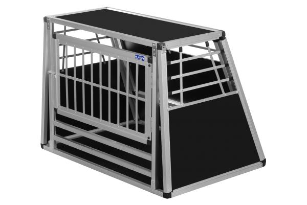 Transportbox N48 / 70x98x73cm mit Notausstieg / für Skoda Yeti + Roomster