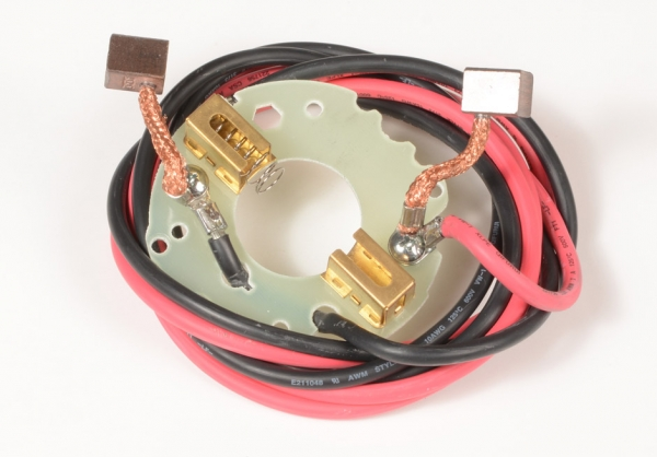 24000223 / Kohlehalter inkl. Kabel und Kohlen / Motor-Brush-Holder