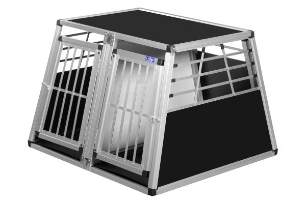 Transportbox N3 / 92x97x68,5cm / Doppelbox mit Notausstieg