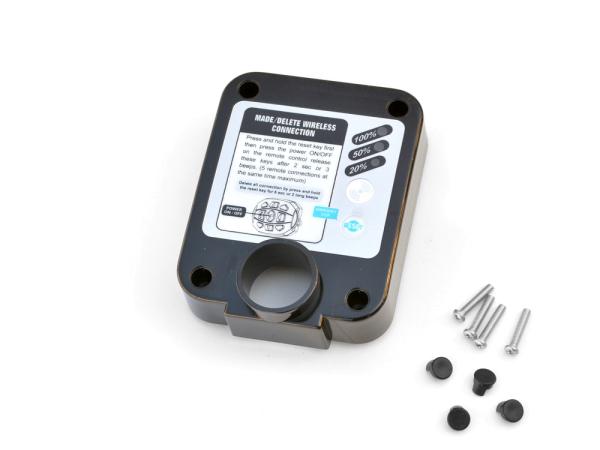 24001163 / Platinenabdeckung inkl. Schrauben / Control Board Cover