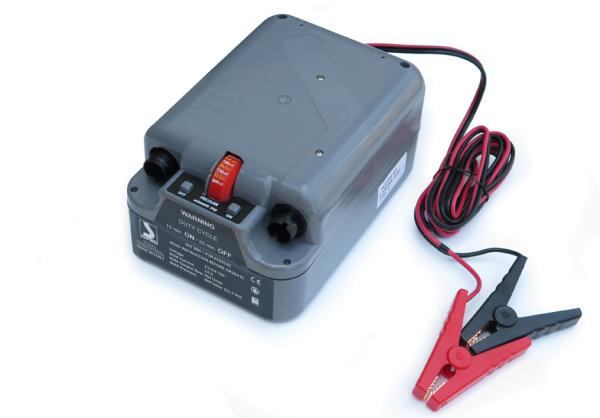 Bravo BST 800 elektrische Luftpumpe bis 0,8 bar