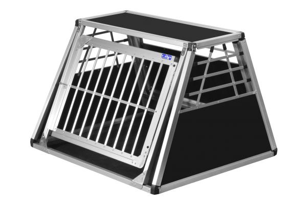 Transportbox N34 / 82x98x65cm mit Notausstieg