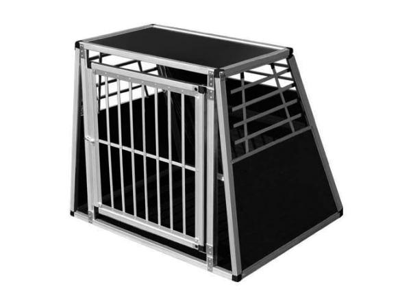 Transportbox N6 > 80x100x86cm Notausstieg