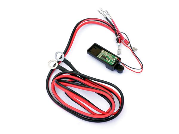 24000517 / Batteriekabel mit LED Anzeige / Battery Cable
