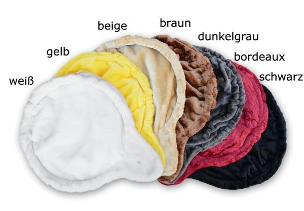 Plüsch-Kuschelmulde XXL >> mit 40cm Durchmesser
