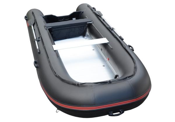 ALPUNA nautic HSD 420 mit Aluboden