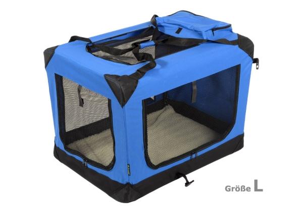 JESPET Soft-Transportbox L 81x58x58 cm / PSC-32