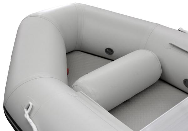 aufblasbare Sitztonne Typ 1 in 2 Größen mit H/R-Ventil Typ B und beidseitigem D-Ring