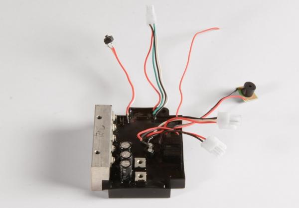 Elektronikmodul inkl. Halterung und Schrauben >Cayman-B 80<