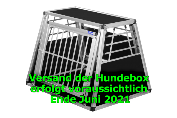 Transportbox N11 / 72x90x68cm mit Notausstieg