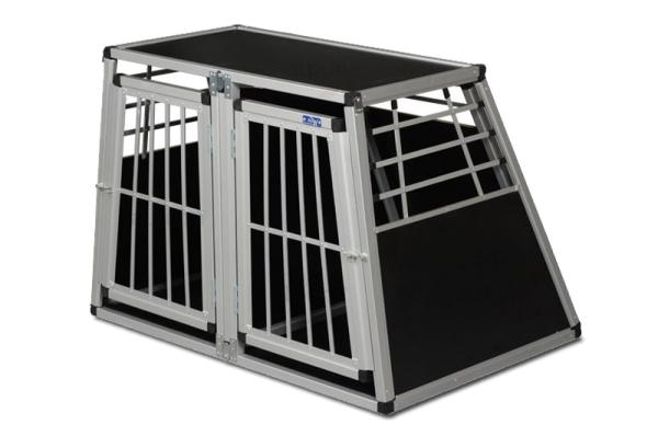 Transportbox N30 > 75x110x75cm Doppelbox Notausstieg