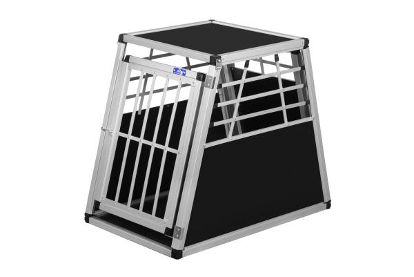 Transportbox N4 / 82x50x69,5cm mit Notausstieg