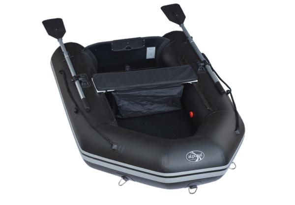 ALPUNA nautic Kinglight 200 ultraleichtes Boot mit Rucksack