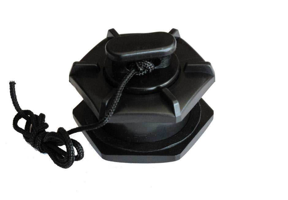 lenzventil mit stopfen f r schlauchboote boots zubeh r. Black Bedroom Furniture Sets. Home Design Ideas