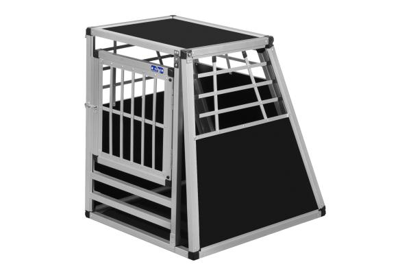 Transportbox N47 / 70x60x73,5cm mit Notausstieg / für Skoda Yeti
