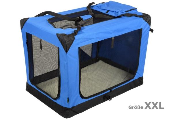 JESPET Soft-Transportbox XXL 107x71,2x76 cm / PSC-42