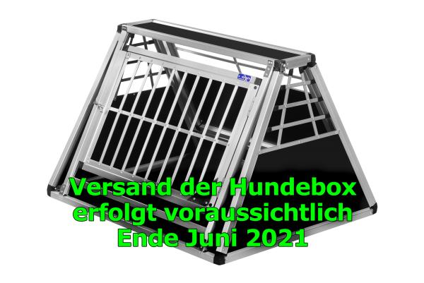 Transportbox N59 / 82x98x65cm mit Notausstieg / für Audi Q3