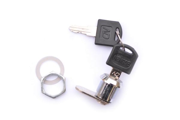 Ersatzschloss + 2 Schlüssel für Briefkasten Luna + Jupiter