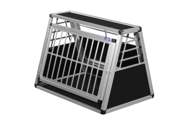 Transportbox N66 / 58x86x63cm mit Notausstieg