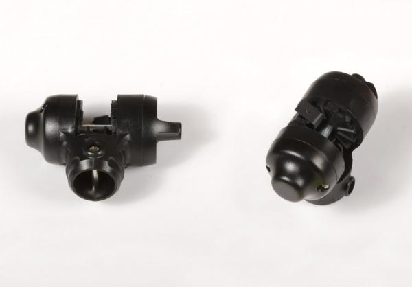 24000232 / Motorkopfhalter inkl. Schrauben / Motor Casing Holder