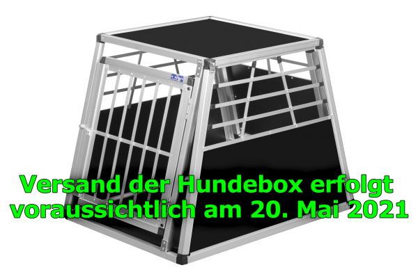 Transportbox N1 / 92x65x68,5cm mit Notausstieg